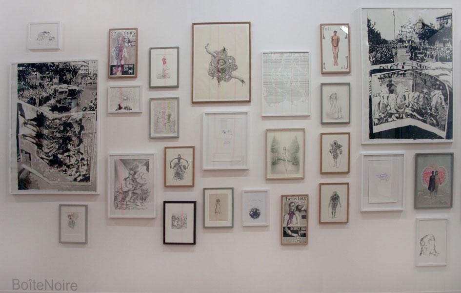 exposiciones 1er salon du dessin contemporain